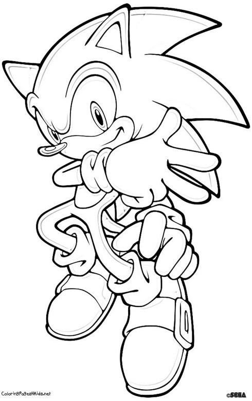 8 best Coloring pages images on Pinterest Coloring books, Coloring - best of sonic battle coloring pages