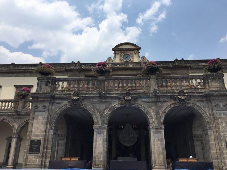 Castillo chapultepec CDMX