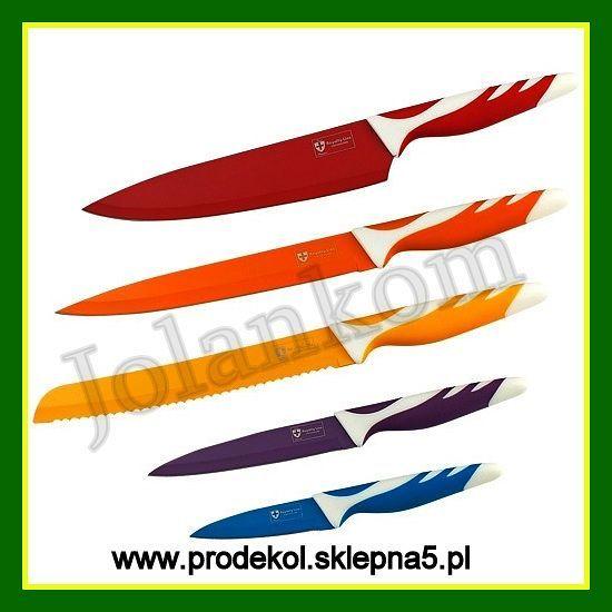 Noże ceramiczne laserowo ostrzone
