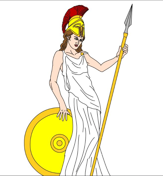 a review of athena the goddess of war and wisdom Get this from a library athena--goddess of war and wisdom [manuela dunn-mascetti] -- illustrations and the story of the myths of athena, greek goddess of war and wisdom.