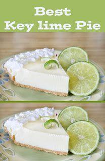 Key lime recipe easy