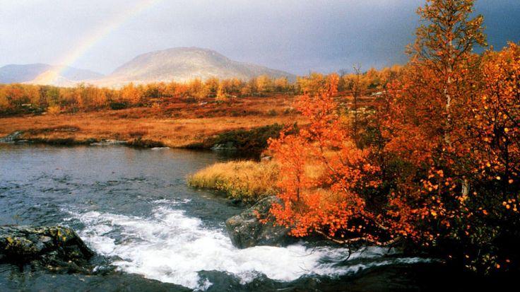 Norske Fjell | HØSTFJELL: Høsten er kanskje den fineste tiden i fjellet. Her fra ...