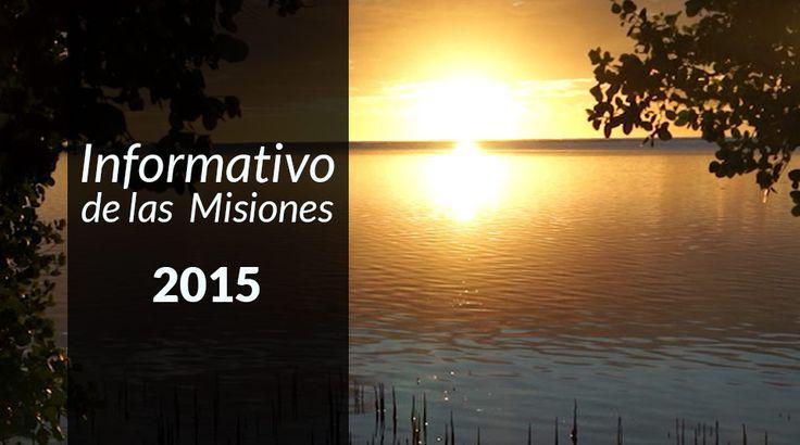 Informativo de las Misiones 2015