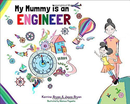 My Mummy is an Engineer by Kerrine Bryan (Author),‎ Jason Bryan (Author),‎ and Marissa Peguinho (Illustrator) Booktalk: A young girl introduces readers to the many aspects of her mother's job as an engineer. Snippet: It's STEM Friday! (STEM is Science, Technology, Engineering, and Mathematics) Copyright © 2018 Anastasia Suen All Rights Reserved.