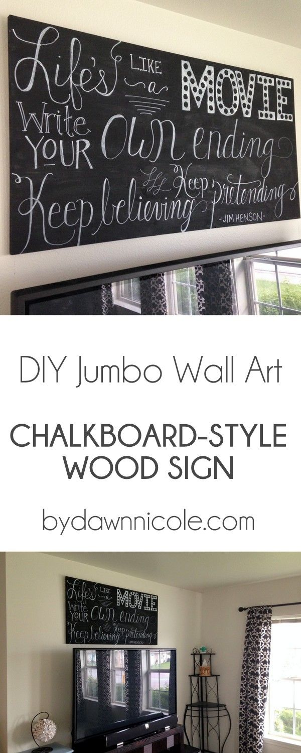 38 best Chalkboard Art images on Pinterest | Chalk talk, Chalkboard ...