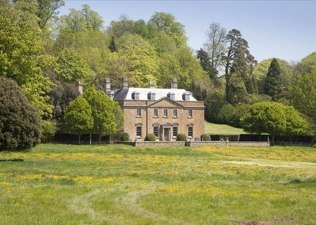 Hadspen House - quite simply the most beautiful estate in Somerset. 1000 acres in total and recently sold for £13 million
