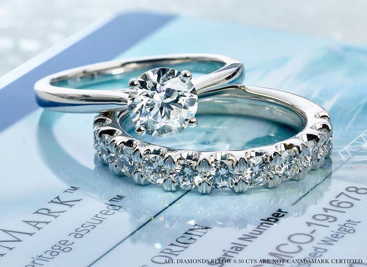 Currently planning your romantic holiday proposal? Our diamonds are the perfect addition to the most coveted piece of jewelry your loved one will ever receive.