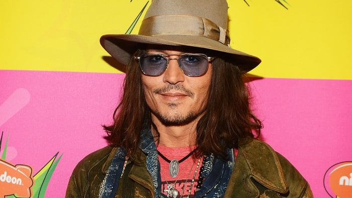 Johnny Depp: An Outlaw Looks at 50 - Rolling Stone