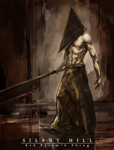 Pyramid Head From Silent Hill | pyramid head - ~ SILENT HILL ~ - fallenraziel - Photos - Club Ados.fr