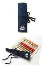 DMC Needlework on the Go Travel Roll Embroidery Floss Compact Storage