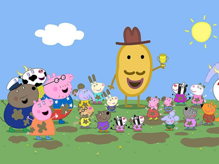 TV cartoon Peppa Pig – now worth $1bn a year – is making the leap ...
