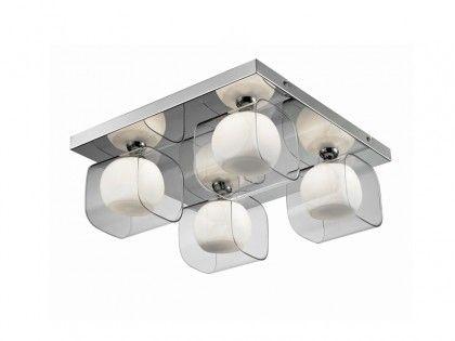 Plafon Happy 4 TOP AZzardo - Nowoczesne lampy AZzardo - oświetlenie led - lampy sufitowe