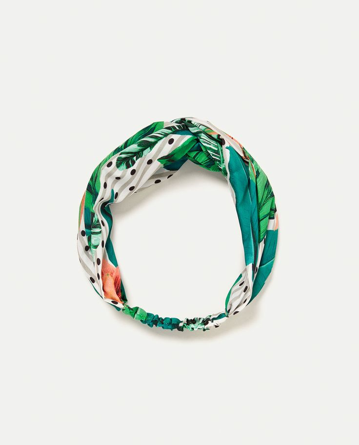 TURBAN STYLE HEADBAND-View All-ACCESSORIES-WOMAN | ZARA United States