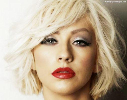 Christina Aguilera 2015 Baby