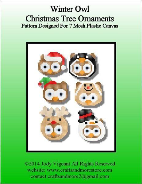 49 best Owls images on Pinterest  Plastic canvas patterns Owl