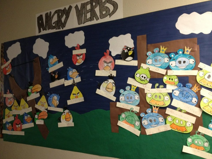 Angry Verbs in Spanish