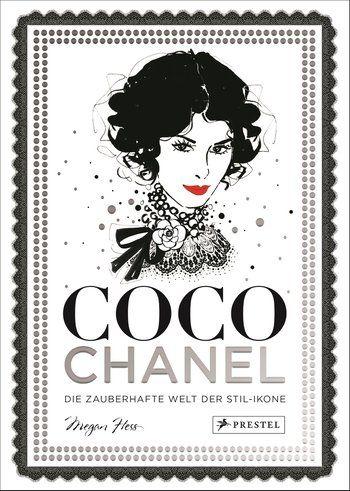 Dieses Buch ist ein kleines Kunstwerk! Für alle Fans von Coco Chanel - Rezension