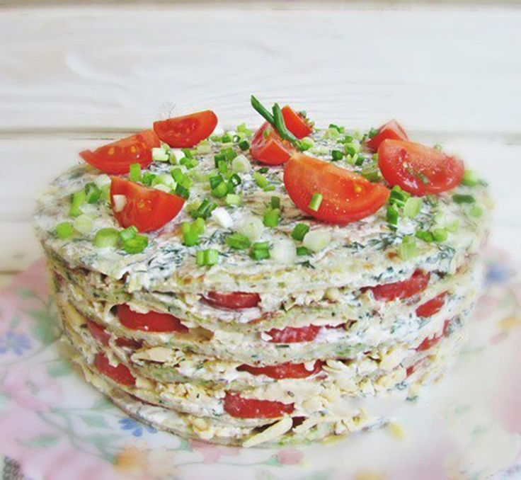Кабачковый торт / Едальня