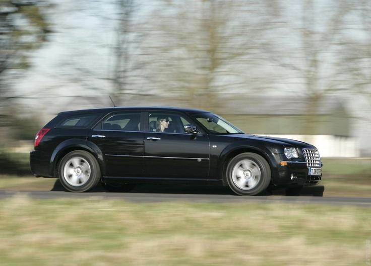 2008 Chrysler 300C Touring UK Version