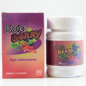 DUO BERRY - Beauty Care Indonesia