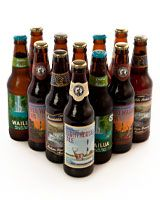 Have 3 bottles of 4 different kinds of beer delivered to your door! Great gift for grads & dads!