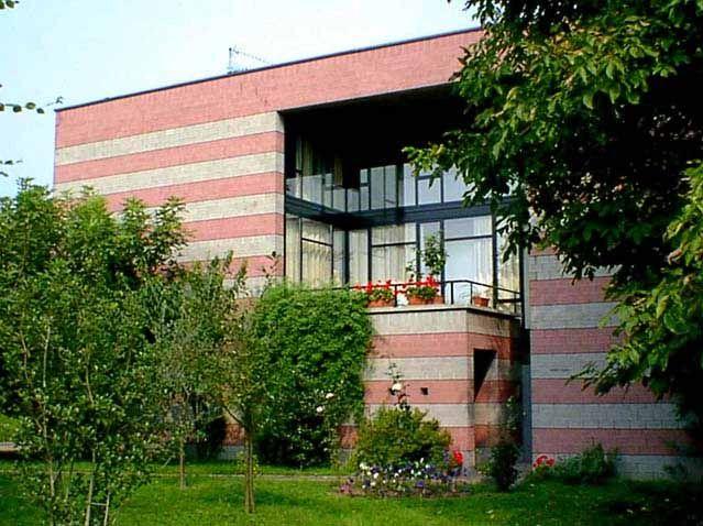 House In Ligornetto Ticino Switzerland 1975 1976 By