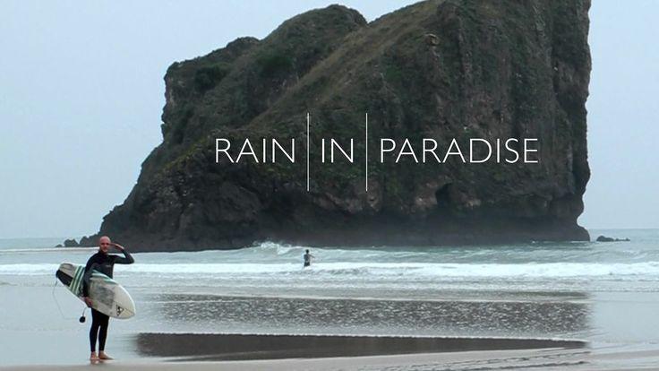 Rain In Paradise // RAGHT surfing Asturies - paraiso natural on Vimeo Film Surf Bad Weather