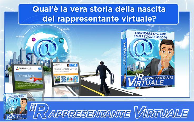 Qual'è la vera storia della nascita del Rappresentante Virtuale.. http://goo.gl/msP2qt