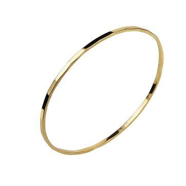 1. MB. FACET armband, guld