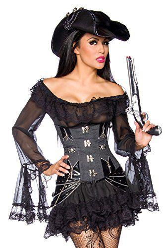 Piratenkleid / Long-Bluse, Größe:XS Atixo http://www.amazon.de/dp/B00PJSYFVI/ref=cm_sw_r_pi_dp_936Twb1S9H0DZ