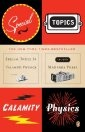 Marisha Pessl, Special Topics in Calamity Physics.  Some find it difficult to read. I couldn't put it down. Murder mystery.