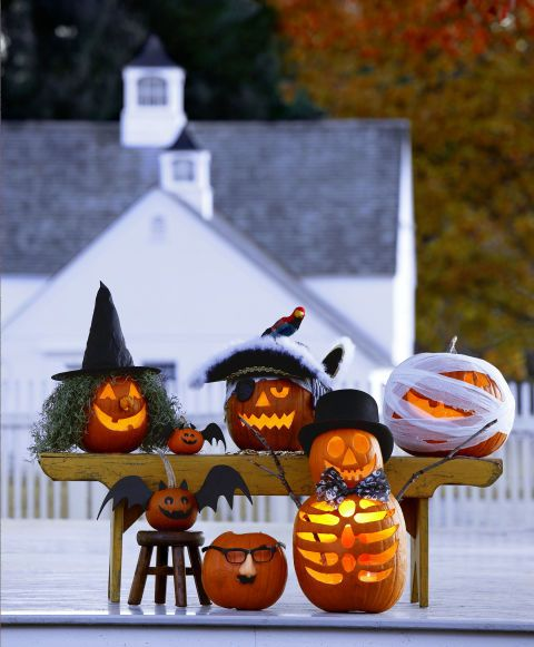Happy Halloween Tips On Home Decoration 1: Best 321 Pumpkin Carving Ideas Images On Pinterest