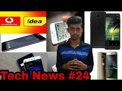 New on my channel: Tech News #24 In Hindi   Idea & Vodafone Decided Launch Mobile   Moto X4 price Viral   Nokia2 Photo  https://youtube.com/watch?v=NncswGZXnao