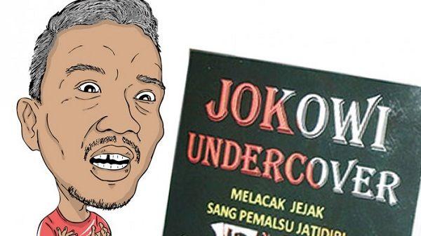 WinNetNews.com - Bambang Tri penulis buku 'Jokowi Undercover' ternyata mencetak buku kontroversial tersebut di tempat fotokopian pinggir jalan, karena tak ada satupun penerbit yang bersedia menerbitkan bukunya itu. Ditolak karena sama sekali tidak bisa dipertanggungjawabkan isinya. Dia mengaku mencetak