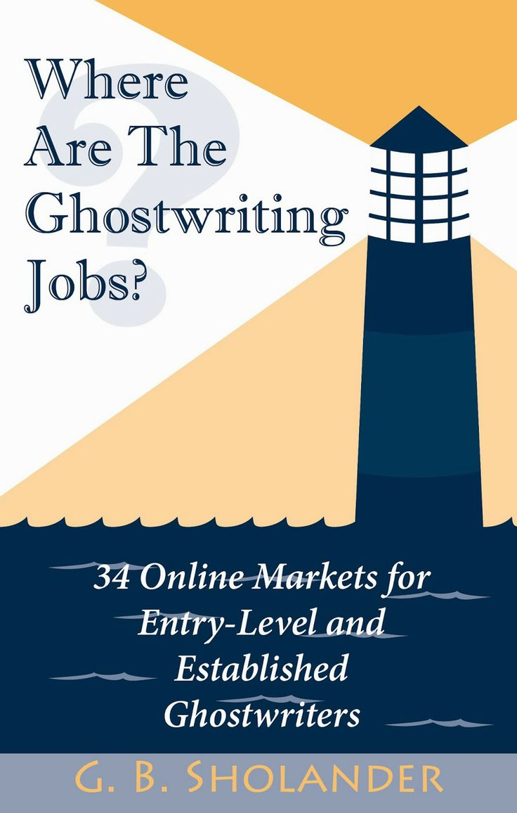 Gotham Ghostwriters: Book Spotlight: Where Are the Ghostwriting Jobs?
