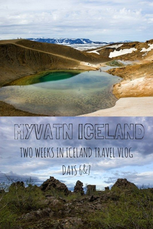 Myvatn Iceland Video - Landscapes of North Iceland