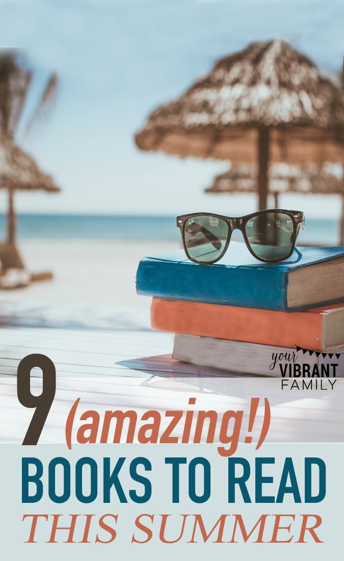 9 Fantastic Summer Reads That Moms Will Love