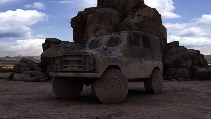 O3DX- Offroad 3D eXtreme - Vehicles