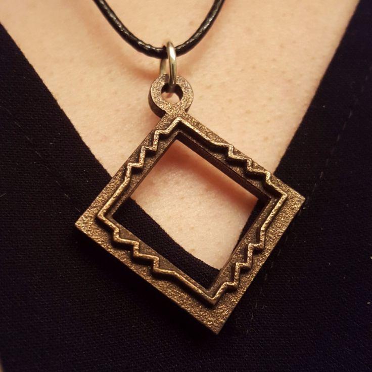 Wheatstone Bridge Necklace