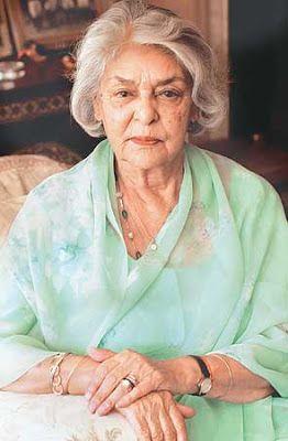 Maharani Gayatri Devi in Chiffon Saree | sareetimes