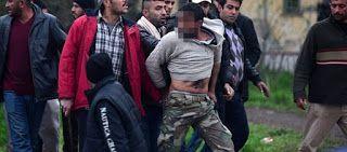 EΛΛΗΝΙΚΗ ΔΡΑΣΗ: Πρωτοφανείς καταστάσεις στη Χίο: Αλγερινοί αποπειρ...