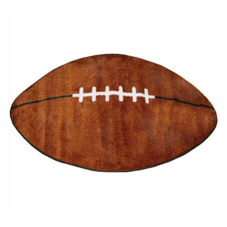 L.A. Rugs Football Kids Area Rug - FTS-009 2845