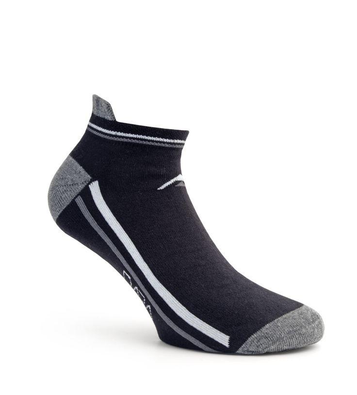 Soquete curto Ankle sock Calcetín invisible  Tamanho|size|talla 35/38 - 39/42 - 43/46  Color: Sortido/Assorted/Surtido