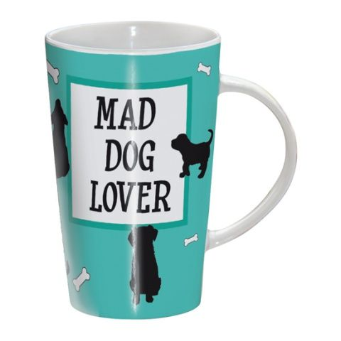 Kubek latte Mad Dog Lover