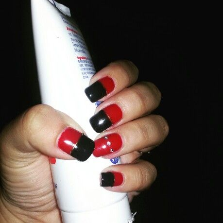 Unghie Laurea!  My nails!