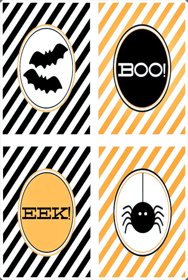 Anything At The End Of Halloween 2020 Halloween Decorations Printables Trends 2020 | This bit haystack