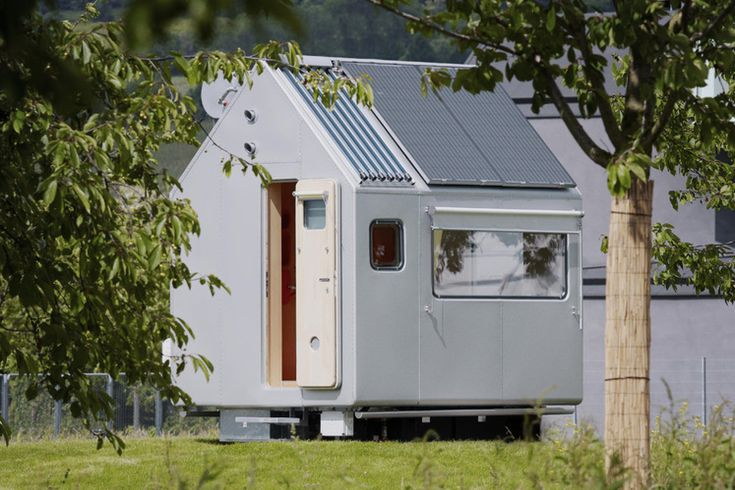 PHOTOS Architect Builds Amazing Tiny Home