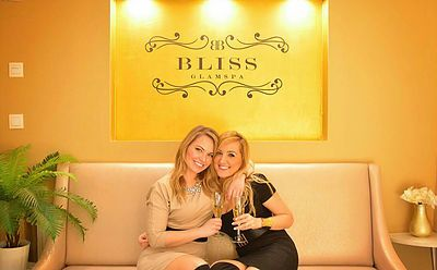 Bliss GlamSpa - Anikó Bleier & Zsófia Babka