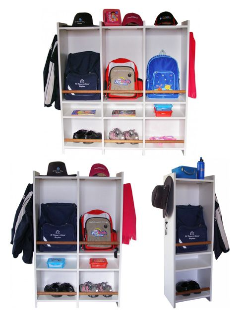Kids' Furniture - School Organisers - Kids' Storage