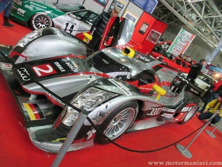 Audi Sport Le Mans